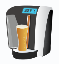 what is an electric brewing machine?