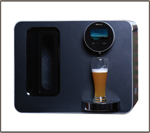 iGulu beer brewing machine