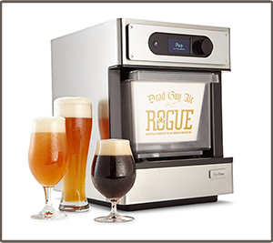 PicoBrew automated brewing machine
