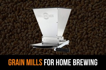 best grain mill for homebrewing