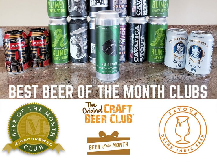 Best beer of the month club