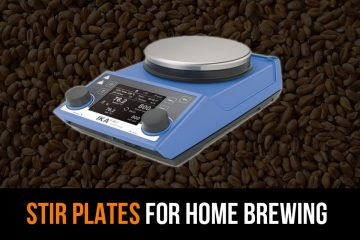 best stir plates for brewing beer
