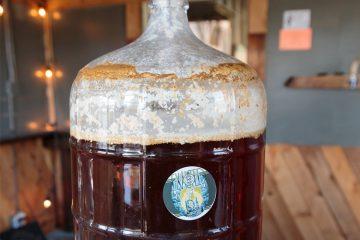 fermenting beer